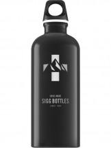 SIGG Swiss Culture Butelka na wodę czarna
