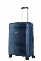 Travelite Zenit Walizka średnia niebieska