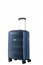 Travelite Zenit Walizka mała niebieska