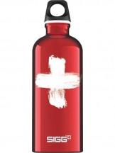 SIGG Swiss Culture Butelka na wodę czerwona