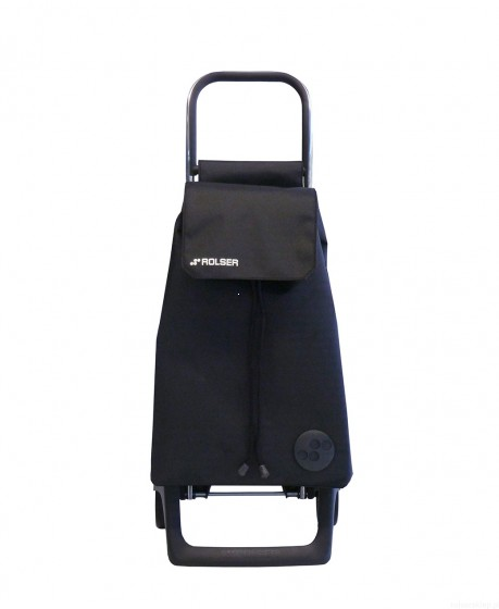 Rolser JOY Jet Baby MF Wózek na zakupy czarny