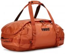 Thule Chasm Torba sportowa podróżna pomarańczowa