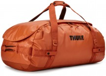 Thule Chasm Torba podróżna pomarańczowa