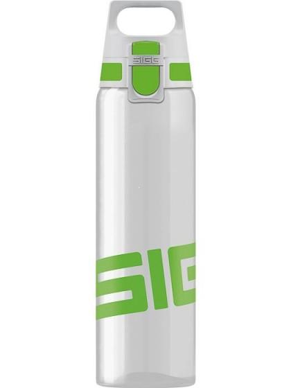 SIGG Total Clear One Butelka na wodę zielona