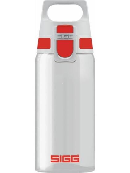 SIGG Total Clear One Butelka na wodę czerwona
