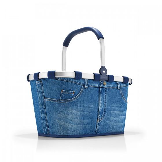 Reisenthel Carrybag Koszyk na zakupy jeans