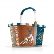 Reisenthel Carrybag Koszyk na zakupy Bavaria 4