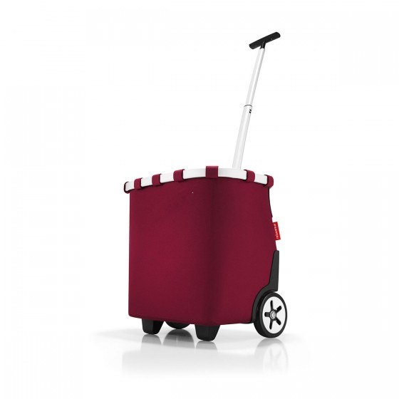 Reisenthel Carrycruiser Wózek na zakupy bordowy