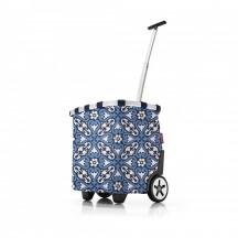 Reisenthel Carrycruiser Wózek na zakupy kwiaty