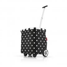 Reisenthel Carrycruiser Wózek na zakupy kropki