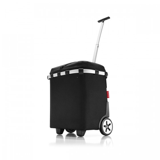 Reisenthel Carrycruiser Wózek na zakupy z termoizolacją czarny