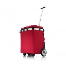 Reisenthel Carrycruiser Wózek na zakupy z termoizolacją czerwony