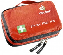 Deuter First Aid Apteczka turystyczna podróżna pomarańczowa