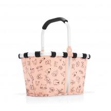 Reisenthel Carrybag XS Kids Koszyk na zakupy/zabawki pomarańczowy