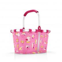 Reisenthel Carrybag XS Kids Koszyk na zakupy/zabawki różowy