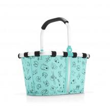Reisenthel Carrybag XS Kids Koszyk na zakupy/zabawki miętowy