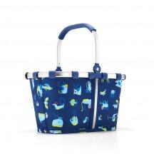 Reisenthel Carrybag XS Kids Koszyk na zakupy/zabawki niebieski
