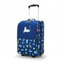 Reisenthel Trolley XS Kids Walizka dziecięca niebieska