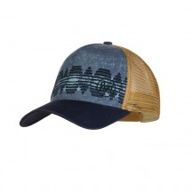 Buff Czapka Trucker Cap niebieska