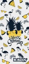 Dr.Bacty Ręcznik szybkoschnący Hello Summer