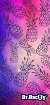 Dr.Bacty Ręcznik szybkoschnący Ananas