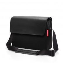 Reisenthel courierbag 2 Torba na ramię czarna