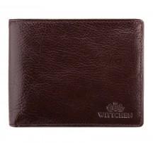 Wittchen Italy Portfel męski brązowy