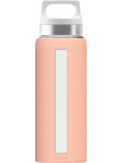 SIGG Dream Butelka szklana różowa