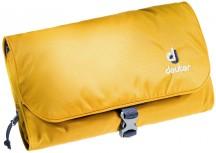 Deuter Wash Bags Kosmetyczka zawieszana żółta