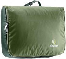 Deuter Wash Bags Kosmetyczka zawieszana zielona