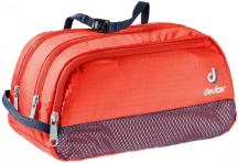 Deuter Wash Bags Kosmetyczka sportowa czerwona