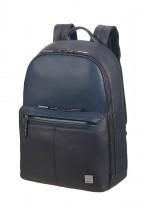 Samsonite Senzil Plecak biznesowy granatowo-czarny