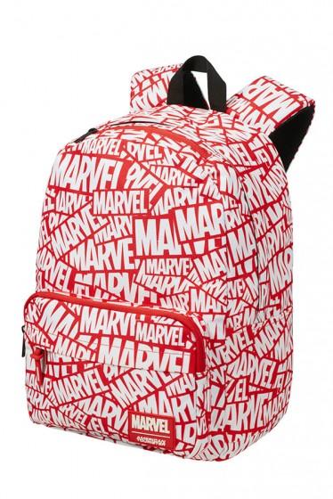 American Tourister Urban Groove Marvel Plecak miejski czerwony