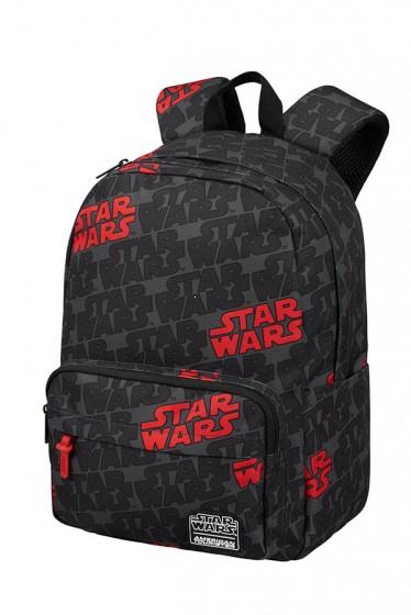 American Tourister Urban Groove Star Wars Logo Plecak miejski czarny