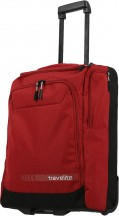 Travelite Kick Off Torba podróżna na kółkach czerwona