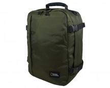 National Geographic Hybrid Plecak podróżny khaki