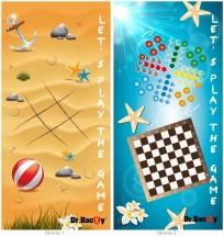 Dr.Bacty Ręcznik szybkoschnący Games4Play