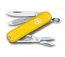 Victorinox Scyzoryk Classic SD żółty