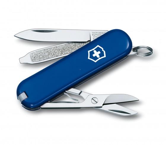Victorinox Scyzoryk Classic SD niebieski