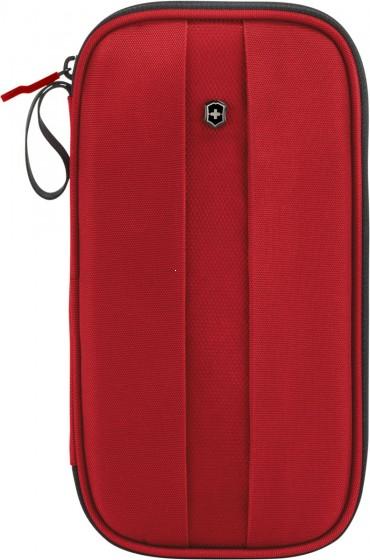 Victorinox Lifestyle Accessories 4.0 Etui podróżne z RFID czerwone
