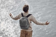 Victorinox Travel Accessories Edge Plecak składany szary