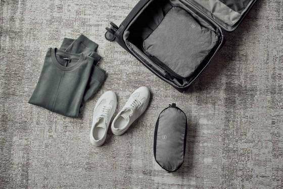 Victorinox Travel Accessories Edge Pokrowiec do pakowania szary