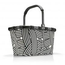 Reisenthel Carrybag Koszyk na zakupy zebra