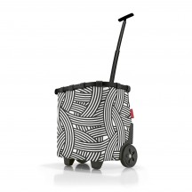 Reisenthel Carrycruiser Wózek na zakupy zebra