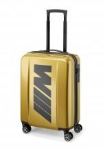 BMW M Walizka mała złota