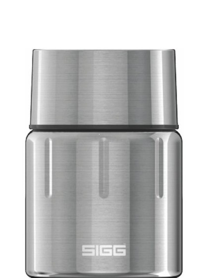 SIGG Gemstone Termos na jedzenie srebrny