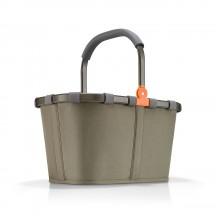 Reisenthel Carrybag Koszyk na zakupy oliwkowy