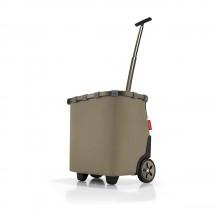 Reisenthel Carrycruiser Wózek na zakupy oliwkowy