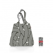 Reisenthel mini maxi shopper Torba na zakupy zebra
