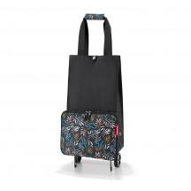 Reisenthel Foldabletrolley Wózek na zakupy wzór jesienny